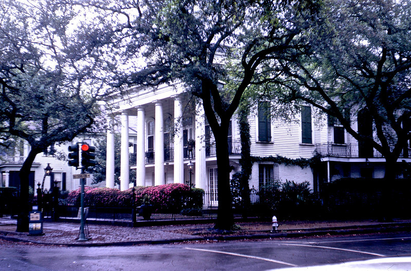 Antebellum Home in New Orleans, LA.