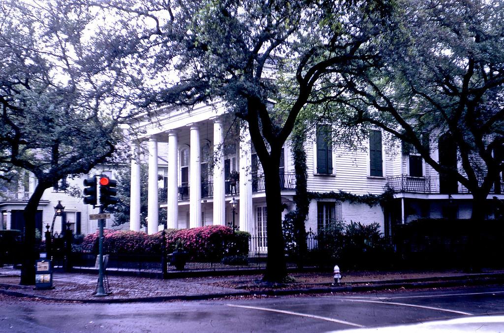 Antebellum Home in New Orleans, LA.