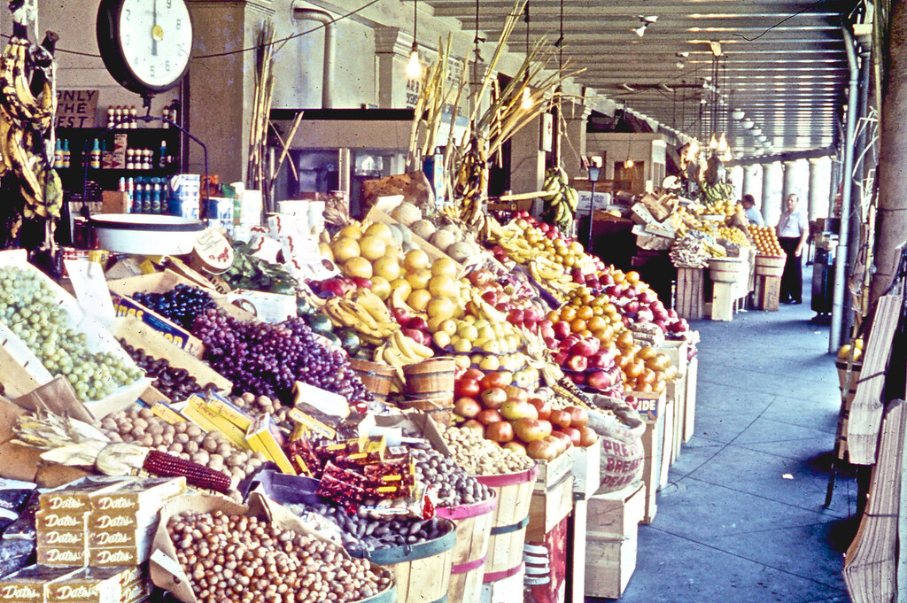 The French Market<br /> (Commercial Slide)