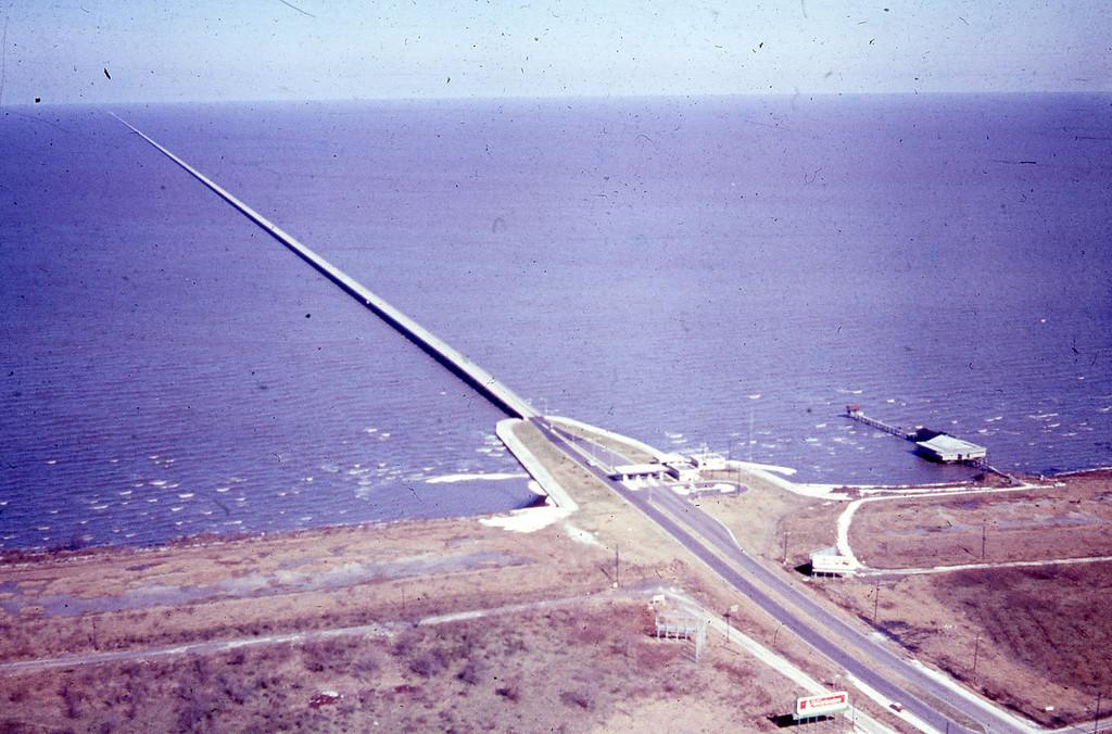 Lake Ponchartrain Causeway<br /> (Commercial Slide)