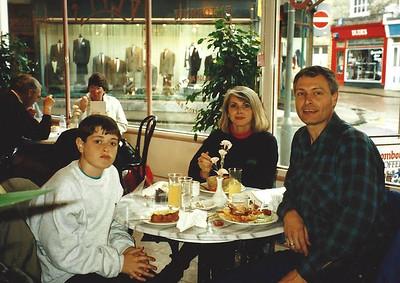 1992 To England