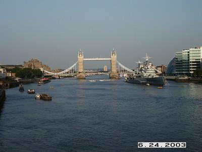 2003 London Trip