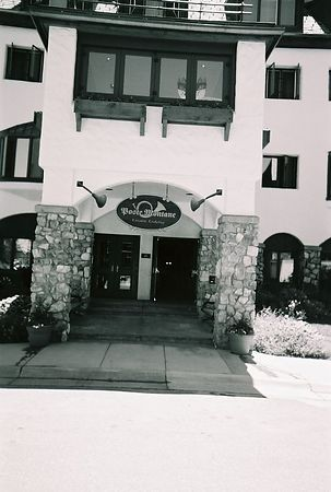 Our Hotel.  I think Jerry took this picture, I would have gotten it straight..  :)