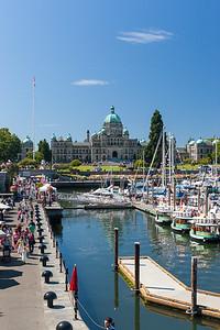 Victoria BC - Parliament Building