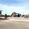 Log Cabin McDonalds in West Yellowstone