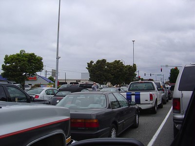 We left the next morning for Port Angeles.  On the way, we decided to take the Edmonds to Kingston ferry. .