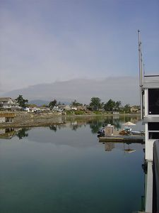 Another shot of Sidney harbor.