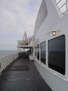 A few from the starboard side of the MV Coho.