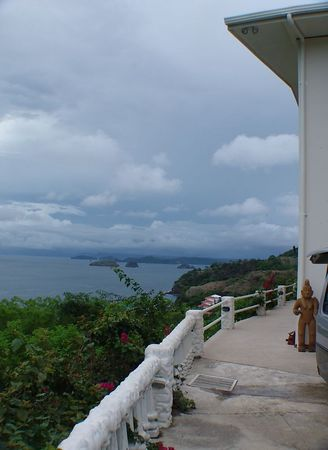 Another villa view