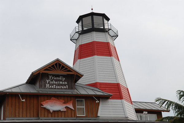 I wonder if this lighthouse works.
