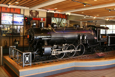 2006 California State Railroad Museum (Old Town Sacramento)