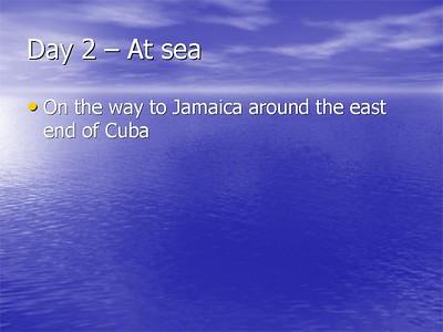 02 At sea