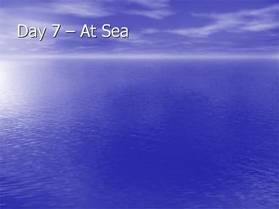 07 At sea