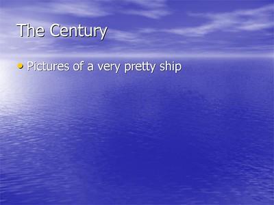 09 The Century