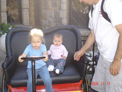 2006 Nov. Disneyland