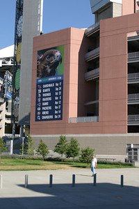 2006/7 schedule for the hometown Seahawks
