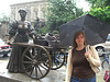 CIMG6149 Molly Malone, famous prostitute of Dublin, or