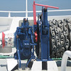 ferry anchor winch and chain