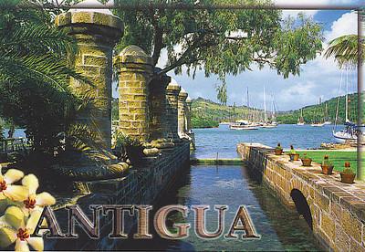 2007 Cruise - Antigua
