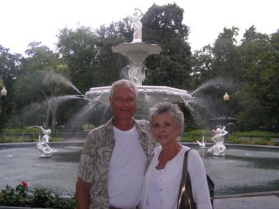 2007 Cruise - Savannah and Home