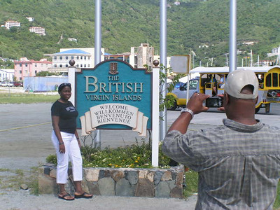 2007 Cruise - Tortola