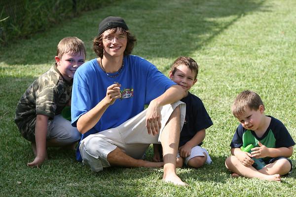 2007 Florida August 15-19