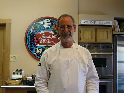 Our instructor.  He also leads tours to Mexico and Vietnam.  See http://welleatenpath.com