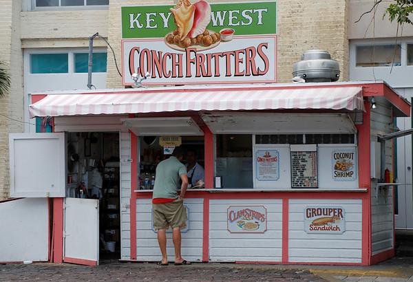 The ubiquitus food of Key West