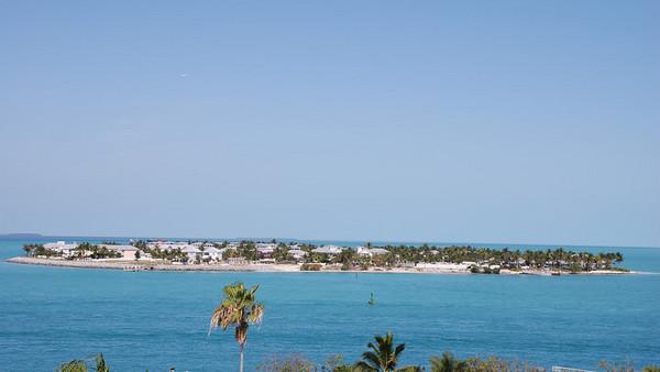 Little island off Key West