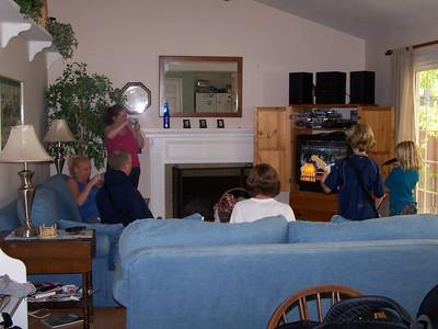 2008-09-12 Barbara and Paula Visited California