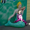 Beverly loved the mermaid