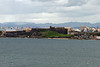We arrived in San Juan at 1PM. This is a view of Fort San Cristobal on the north side of old San Juan.