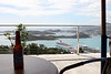 A view from the restaurant at the top of the Paradise Point tramway ride. Not a bad place to sit and have a beer!