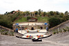 A view of the 5,000 seat outdoor amphitheater at Altos de Chavon, which opened in 1982 with a concert by Frank Sinatra.