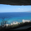 More pictures from the top of Diamond Head.