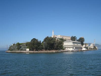 Part 7 - San Fran again - Alcatraz