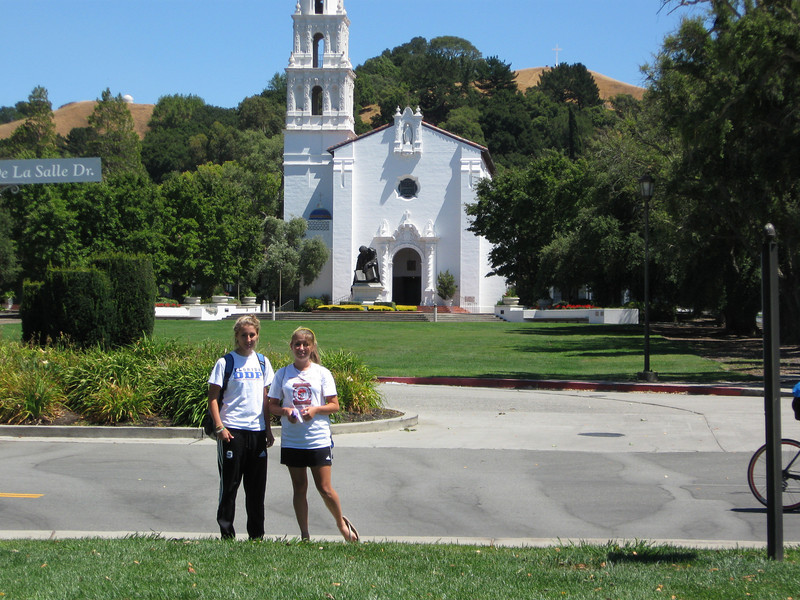 St Mary's College, Moraga CA