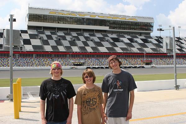 2008 NASCAR Daytona 500 Experience August 7