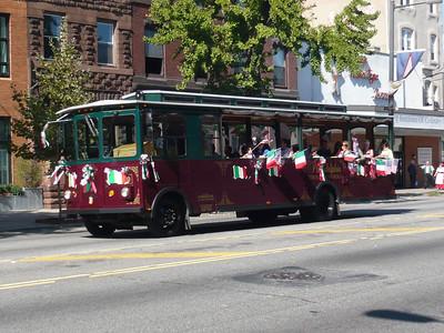 Annual Columbus Day Parade