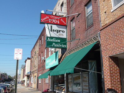 A famous Italian bakery on the south side.