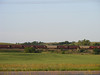 Picture of the train which ran alongside US-2/US-52. Saw this after leaving the Country Kitchen for breakfast in Minot.