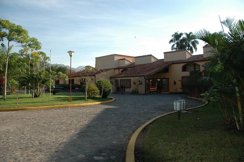 Posada Real Hotel - Copan Ruinas, Honduras