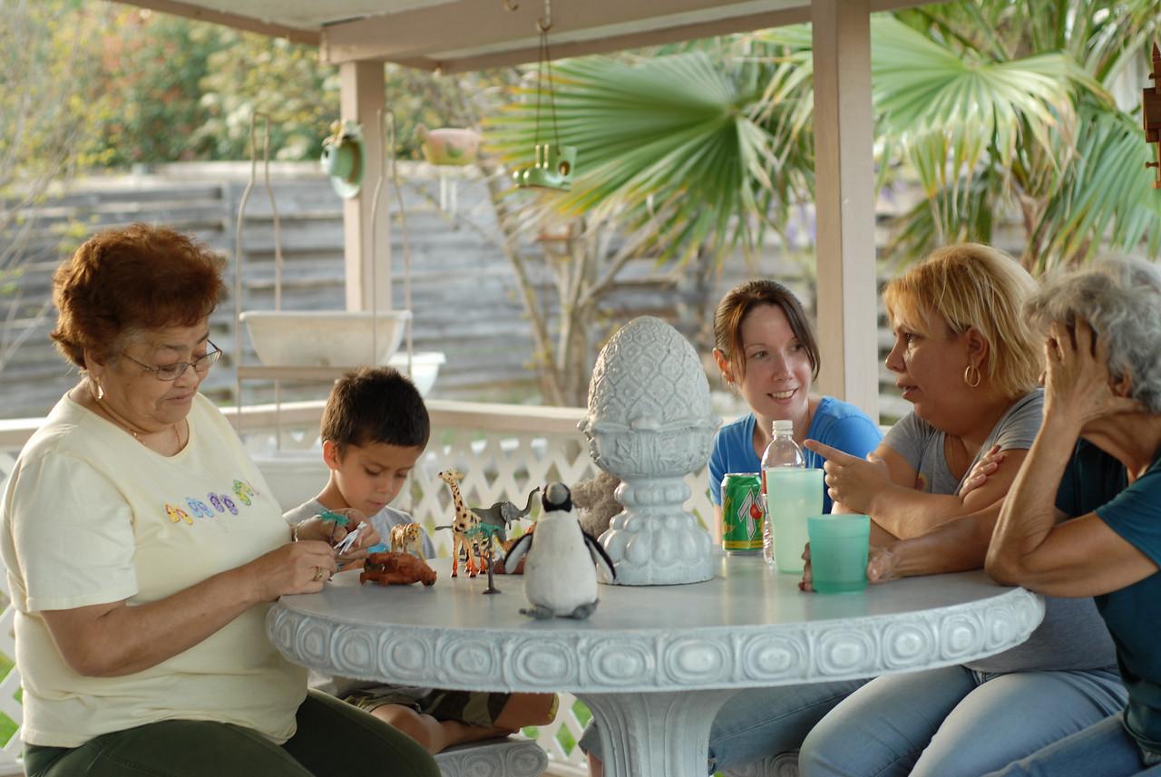2009 03 26 - Family Gathering 023