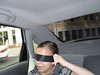 Becky Blindfolded