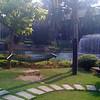 at the Malaysian resort