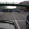a pedestrian overpass