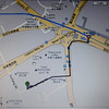 the map and plan from Chris and google...