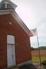 Ertel School House (circa 1888). In Sunman, IN (near Penntown).