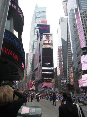 2009 New York Trip - July