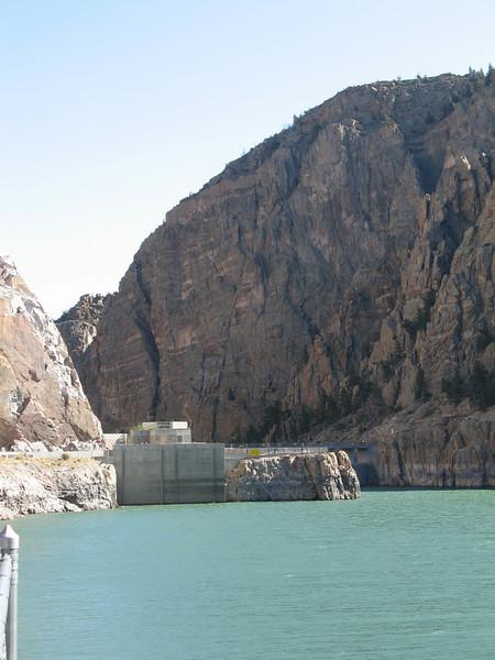 Buffalo Bill Dam, Cody WY